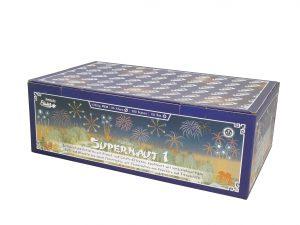 Funke Supernaut 1 - 288 Schuss Verbundfeuerwerk