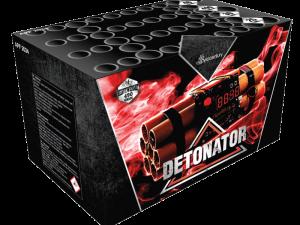 Pyrocentury Detonator, Multikaliber-Feuerwerksbatterie, 46 Schuss