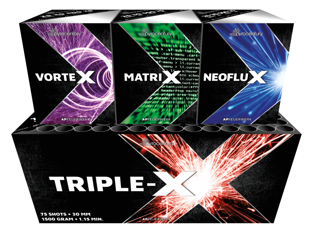 Triple X Reihe