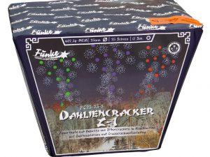 Funke Dahliencracker Z-1, Feuerwerksbatterie, 25 Schuss
