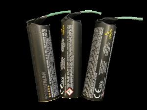 3 Exemplare des Pyrounion Schallerzeuger P1